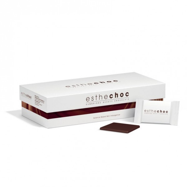 Esthechoc Cambridge Beauty Chocolate 21 x 7.5 g